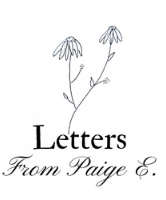 Letters From Paige E